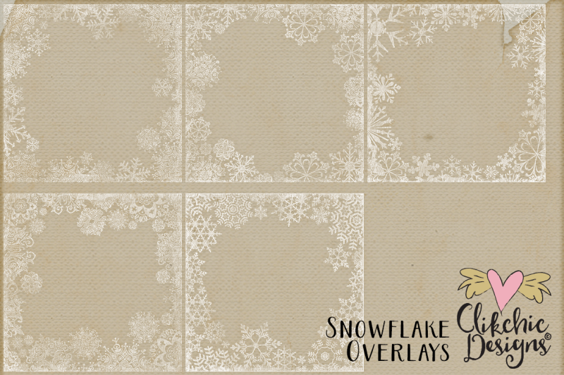 snowflake-texture-overlays
