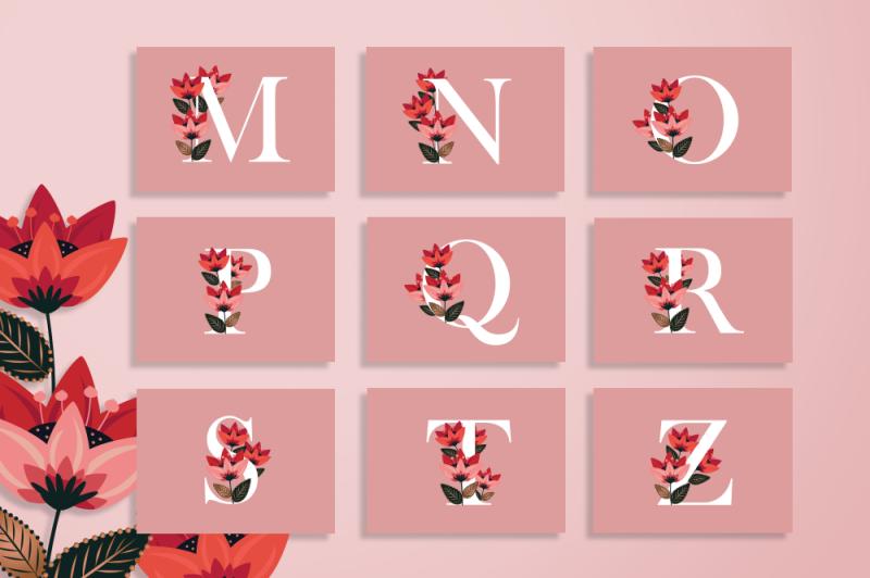 venice-floral-monograms