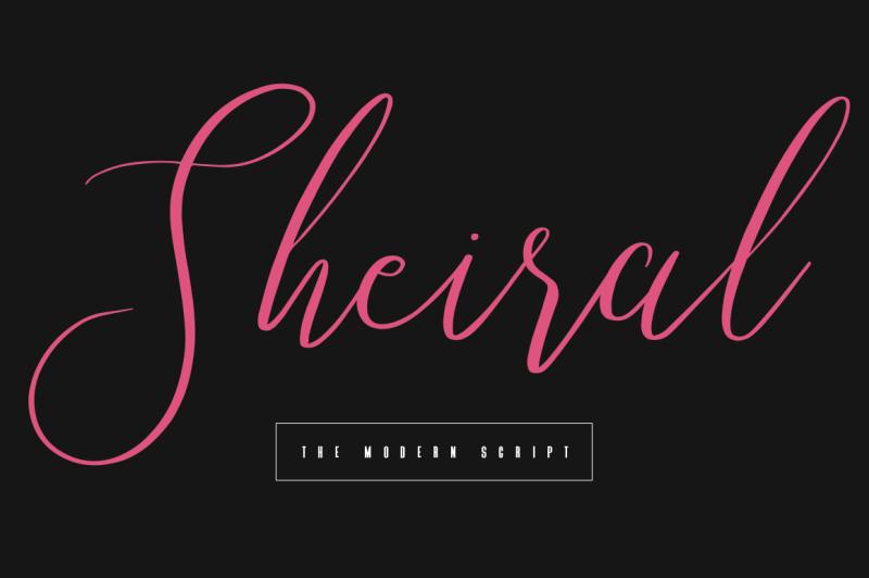 sheiral-script-and-sans
