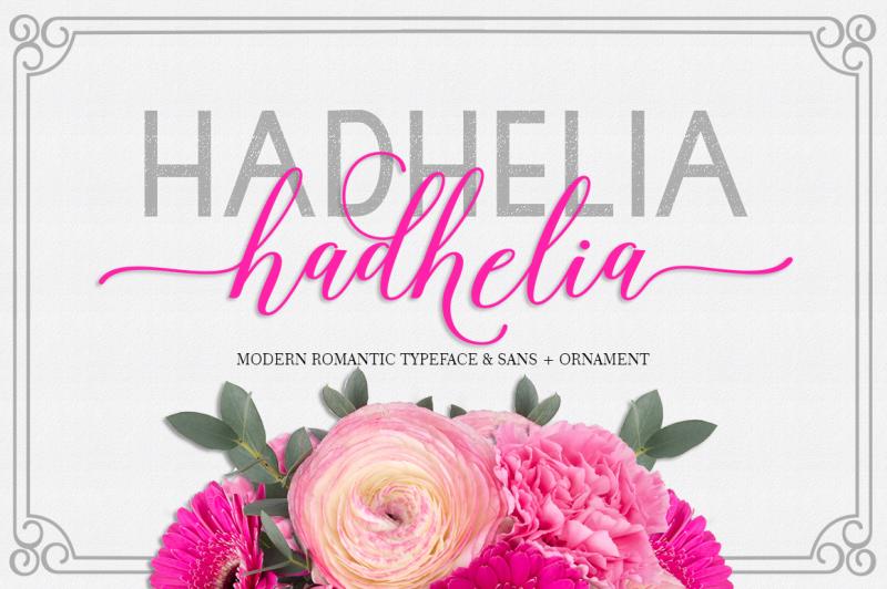 hadhelia-script-sans-ornament