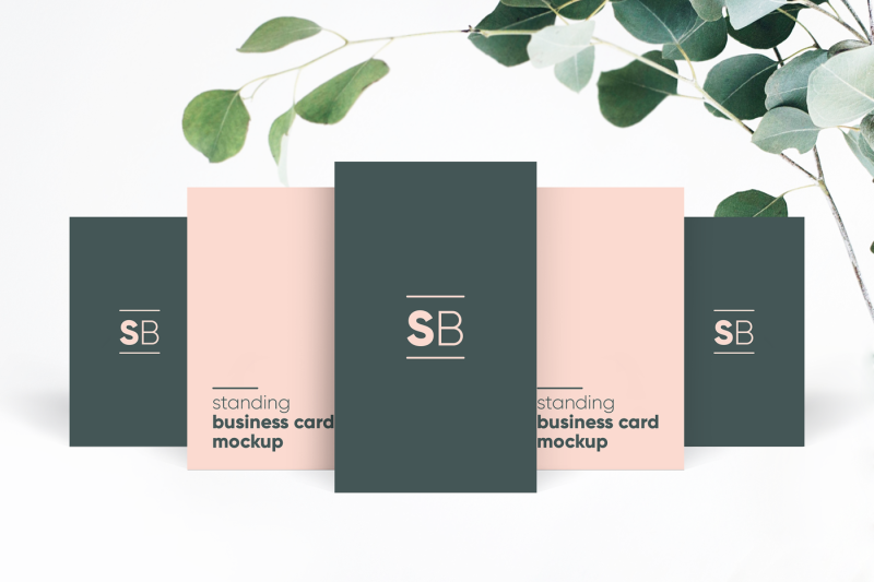 standing-business-card-mockup