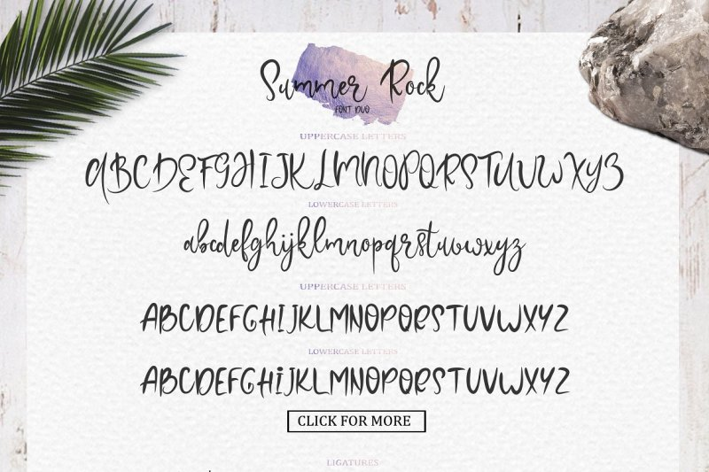summer-rock-font-duo