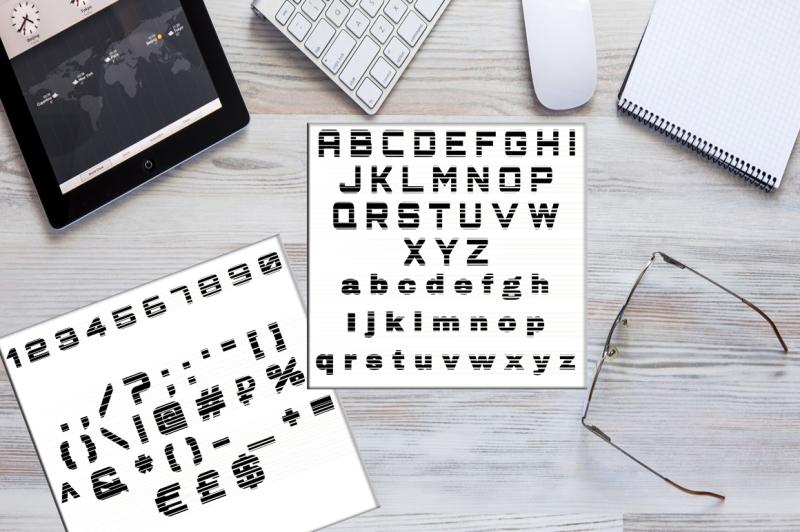 horizon-script-font