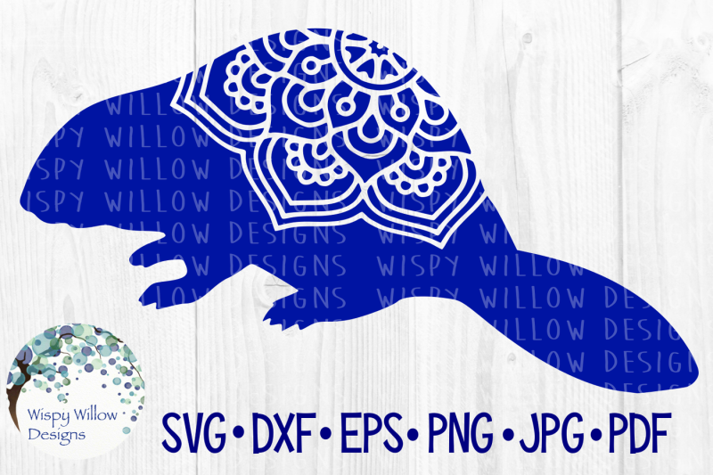 beaver-mandala-animal-svg-dxf-eps-png-jpg-pdf