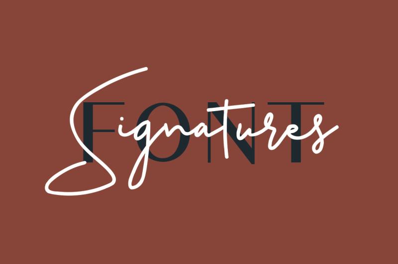pollistons-signature-font