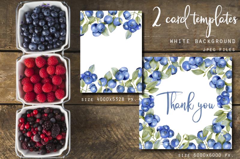 blueberry-watercolor-clip-art