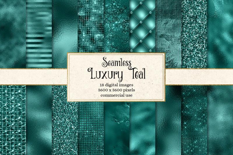 luxury-teal-textures