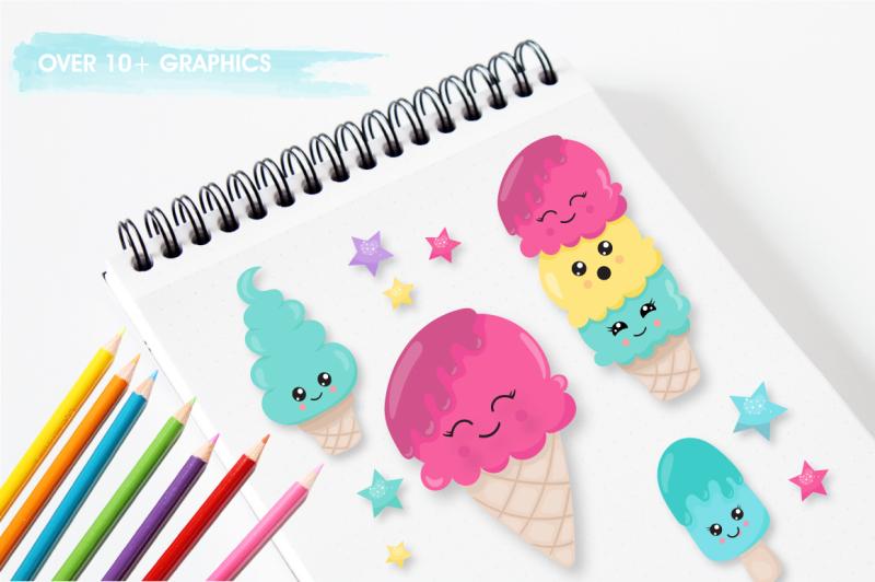 summer-ice-cream-graphics-and-illustrations