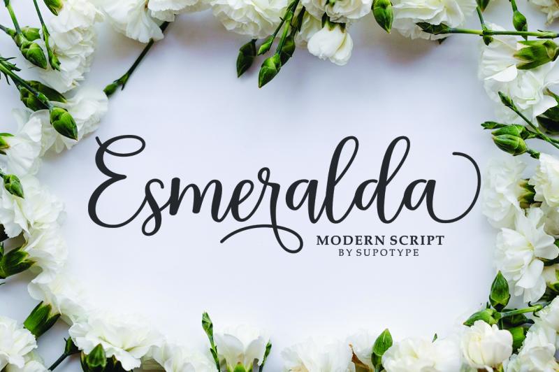 esmeralda-script