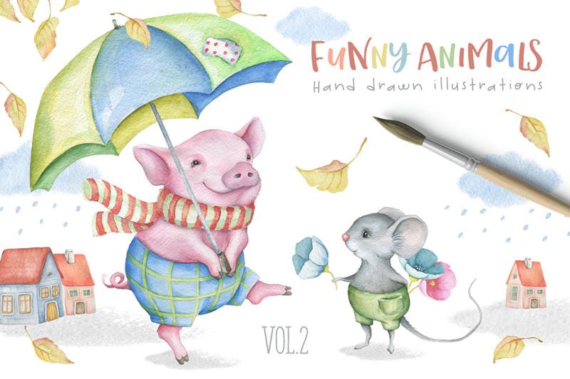 funny-animals-kit-vol-2