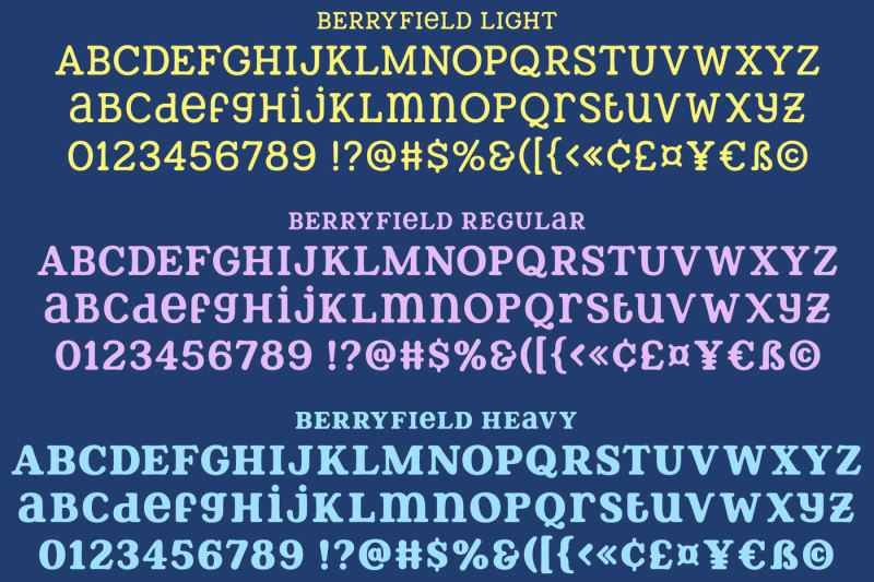 berryfield-a-quirky-slab-serif-font-family