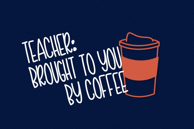 teacher-doodles-dingbat-font