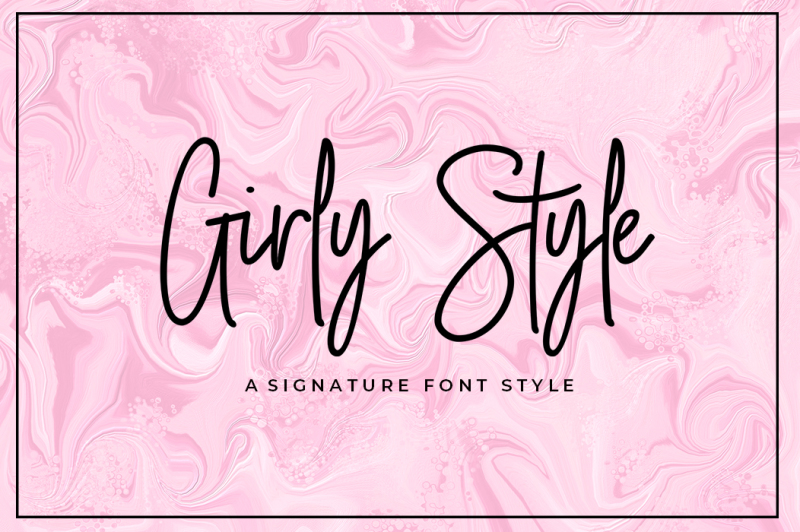 girly-style