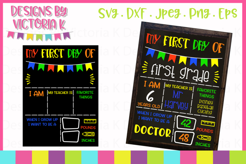 back-to-school-board-chalkboard-style-svg-file-svg-dxf-eps-files-cricut-design-space-vinyl-cut-files