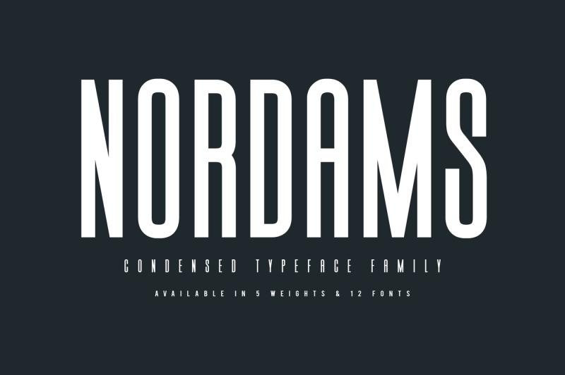 nordams-sans-serif