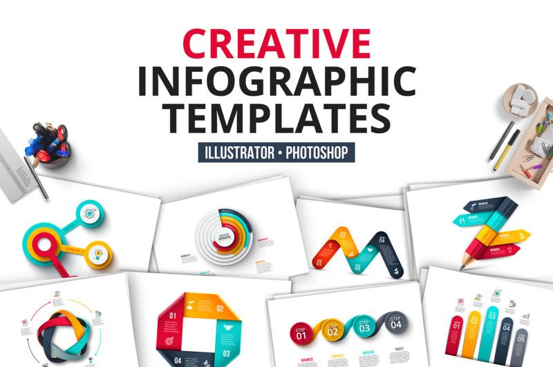 creative-infographics-templates