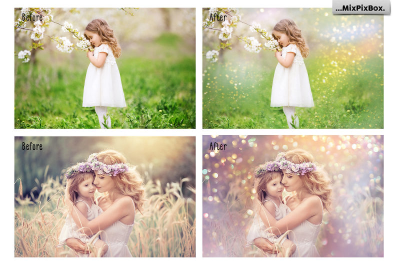 spring-backdrop-overlays