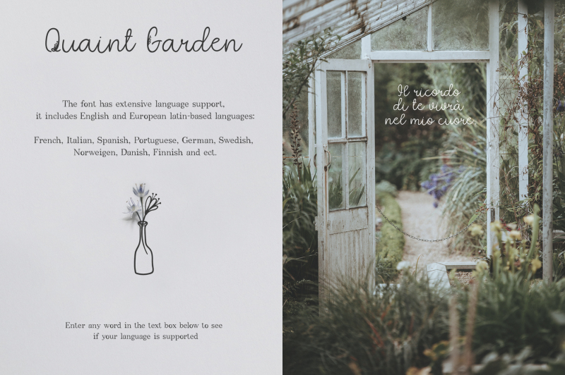 quaint-garden-floral-font