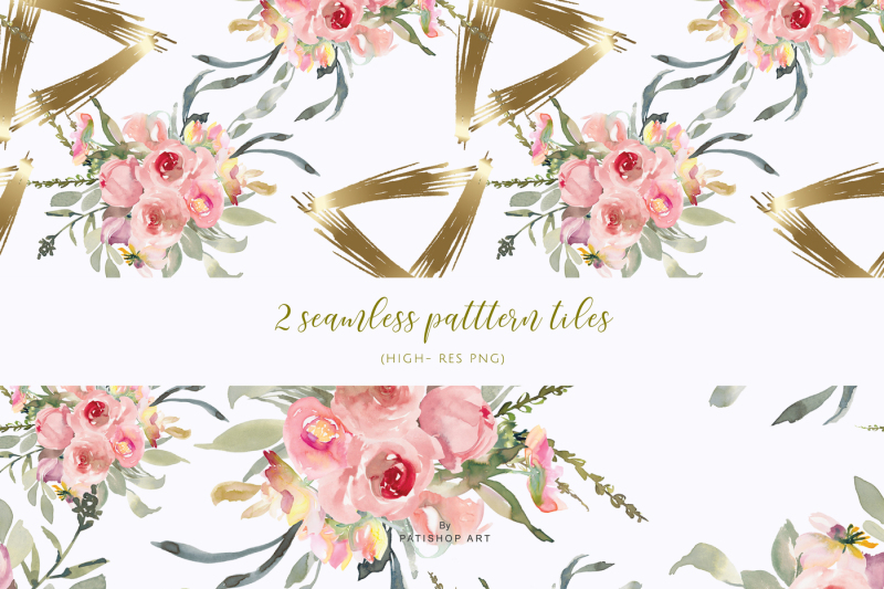 floral-blush-amp-gold-set