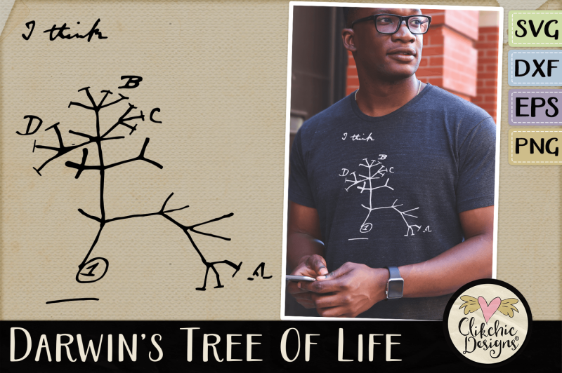 darwin-s-tree-of-life-svg-cutting-files