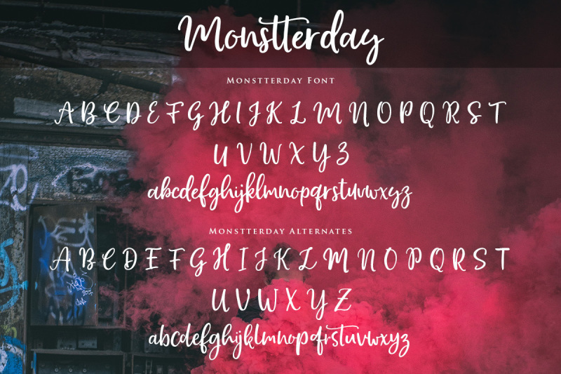 monstterday-script