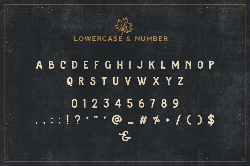 brewski-brewery-typeface