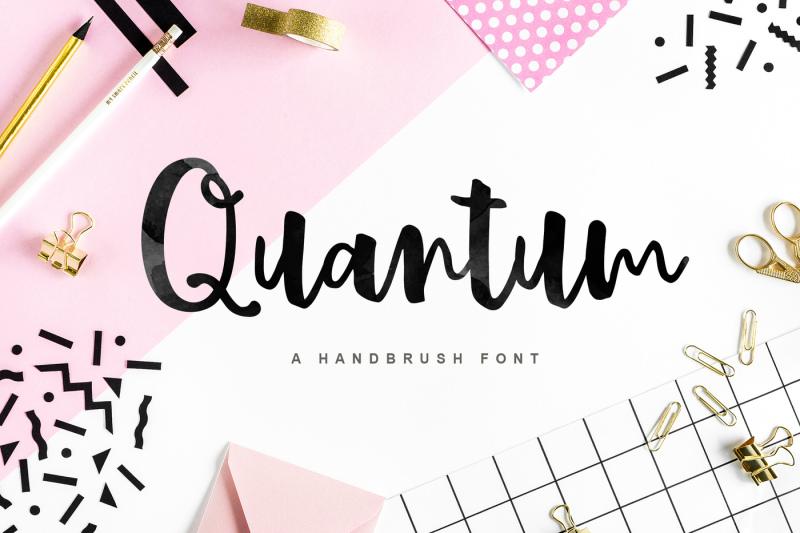 quantum-font
