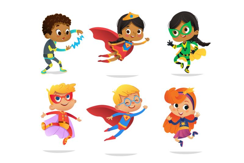 kids-superheroes