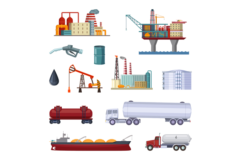 oil-exploration-petroleum-factory-with-platforms-and-terminal