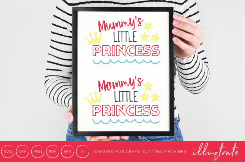 mommy-rsquo-s-little-princess-svg-dxf-png-cut-file