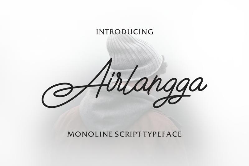 airlangga-script