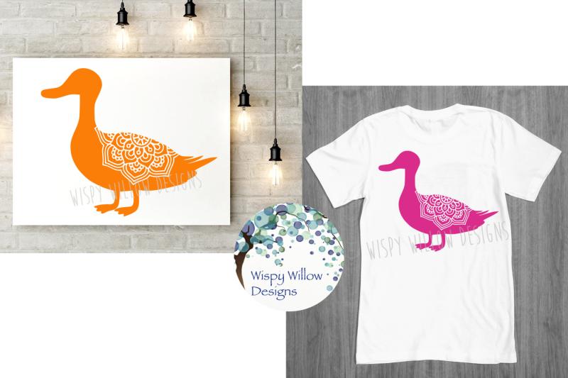 duck-bundle-floral-animal-mandala-svg-dxf-eps-png-jpg-pdf