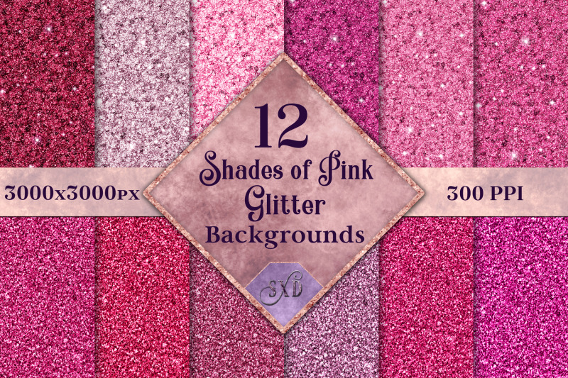 shades-of-pink-glitter-12-background-images