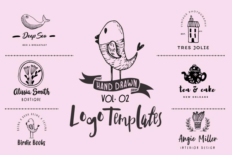 hand-drawn-feminine-premade-logo-v02