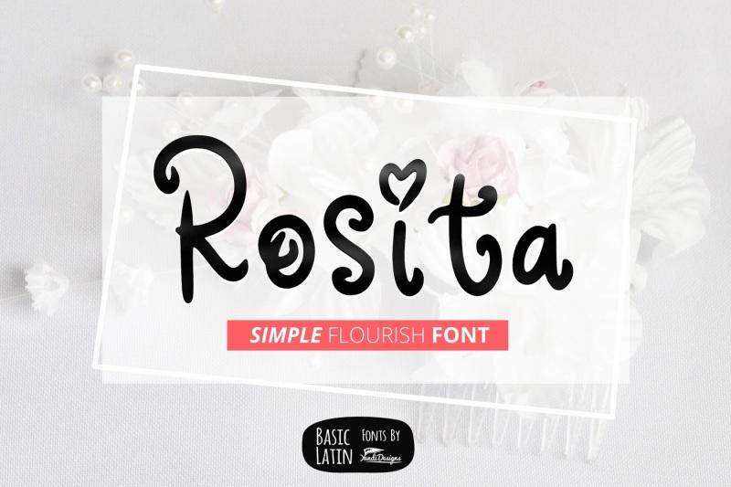 rosita-font