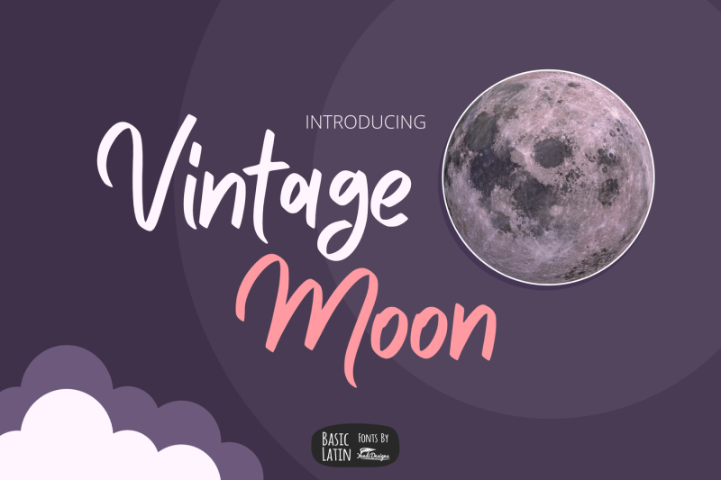 vintage-moon-font