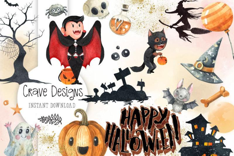 halloween-party-clip-art