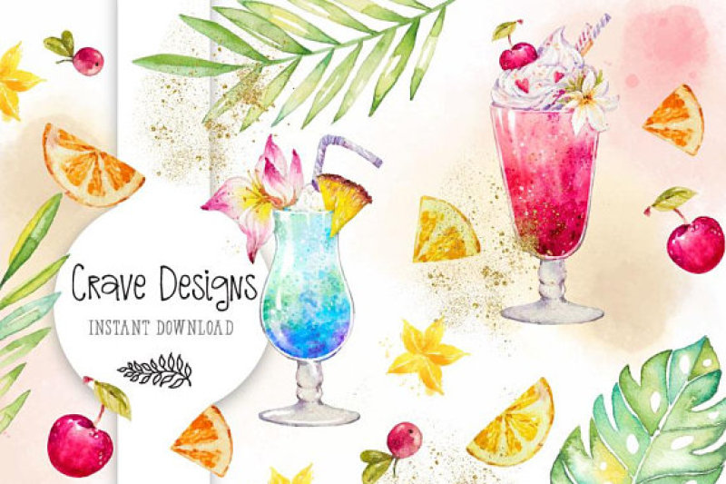 tropical-juice-clip-art