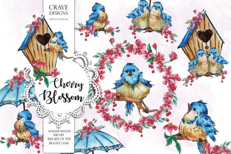 cherry-blossom-clip-art