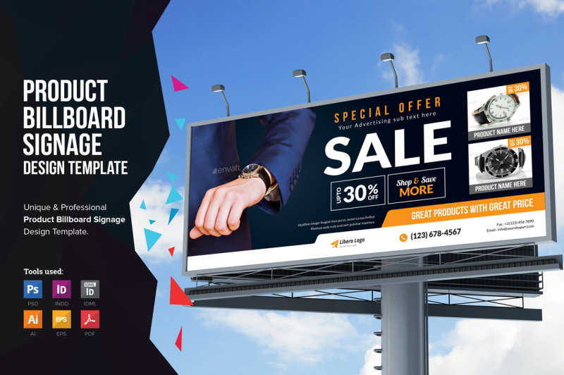 product-promotion-billboard-signage