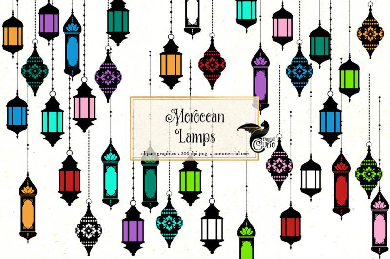 moroccan-lamp-clipart
