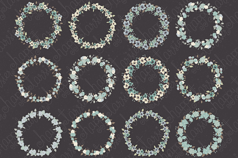 flower-wreaths-clipart-and-vector-flora-21