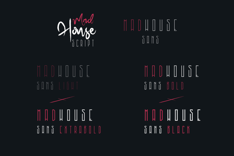 madhouse-font-duo-extra