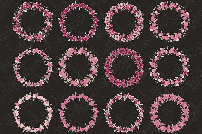 flower-wreaths-clipart-and-vector-flora-22