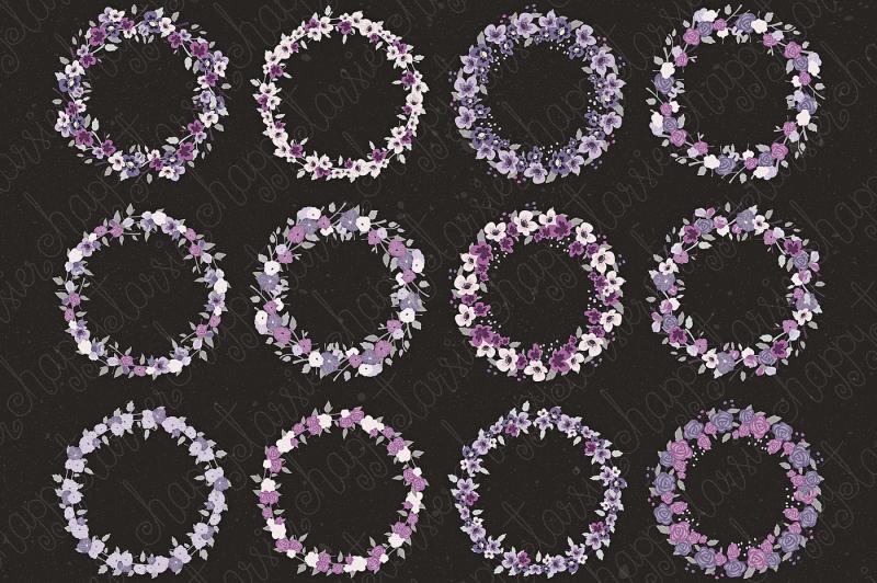 flower-wreaths-clipart-and-vector-ndash-flora-23