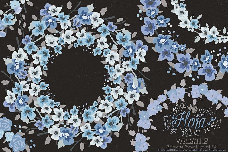 flower-wreaths-clipart-and-vector-ndash-flora-24
