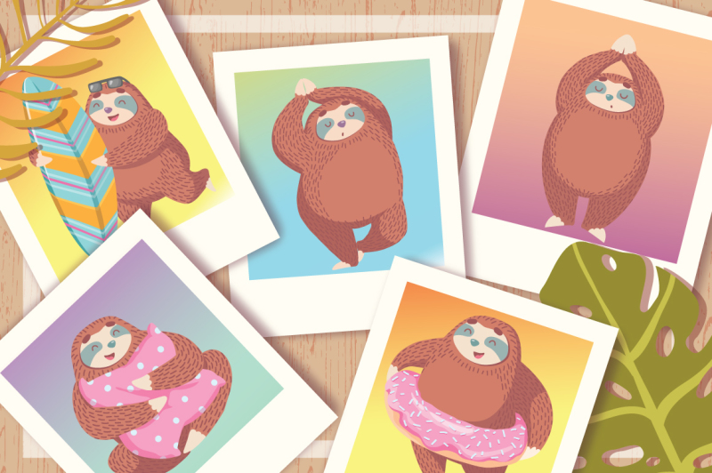 sweet-sloth-collection-vol-2