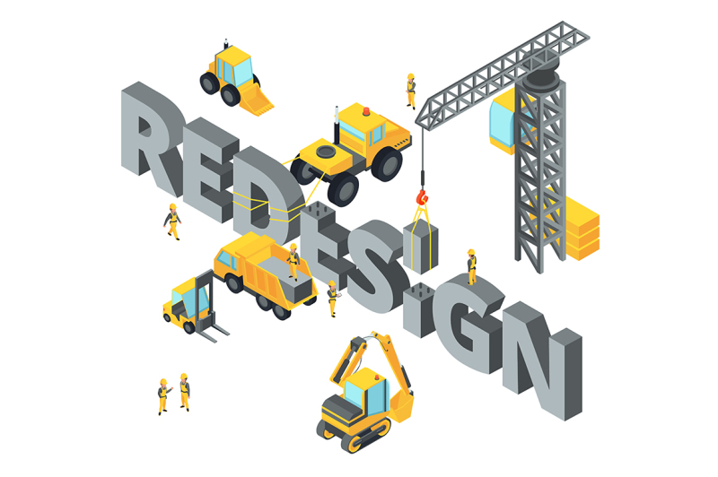concept-illustration-with-big-isometric-letters-and-words