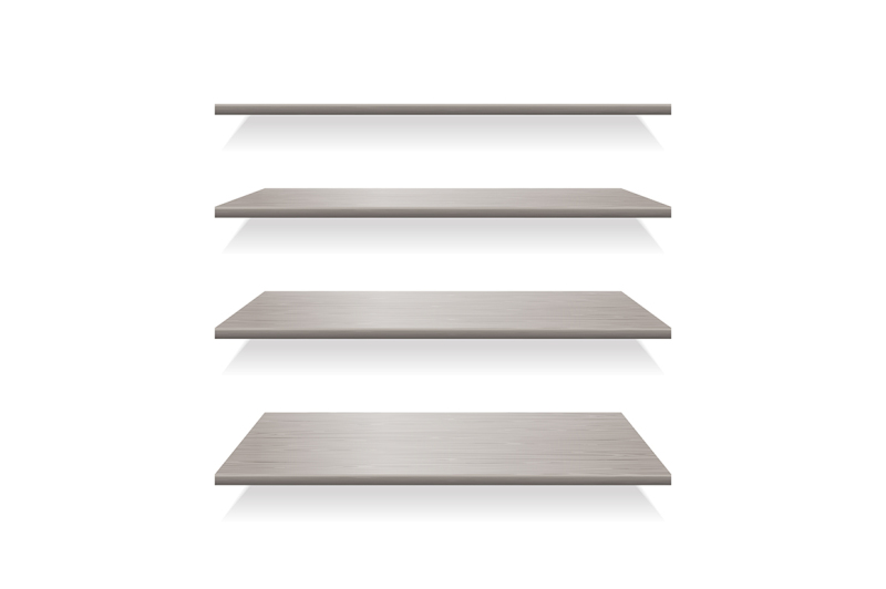 gray-wood-shelves-with-shadows
