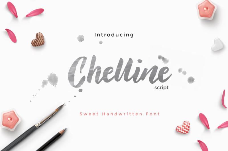 chelline-script